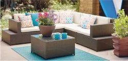 Hand Woven Rattan Sofa Furniture
