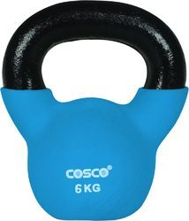 Kettle Bell Dumbbell Vinyl 6 Kgs 28201