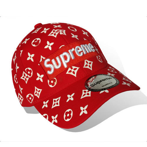 ef97fd826e4e38 Red Casual Baseball Fashion Sports Cap, Size: M, Rs 249 /piece | ID ...