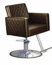 Brown Salon Chair