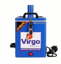 Used Sanitary Napkin Incinerator for Home Standard Model - ATOM