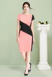 Western Wear Cotton Ladies Designer Dress
