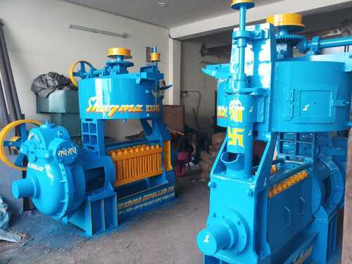 Oil Expellers - Double Chamber Oil Expeller Manufacturer from Ludhiana