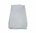 White Plain Slub Matty Fabric For Curtain, Gsm: 50-100