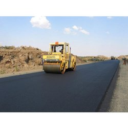 Asphalt Road Construction Service, in Local