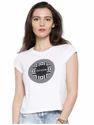 Cult Fiction White T Shirt