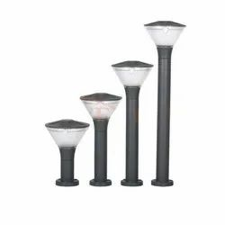 Inventaa Stainless Steel LED Bollard Light Yash