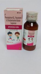 Phenylphrine Hcl, Paracetamol & Chlorpheniramine Maleate