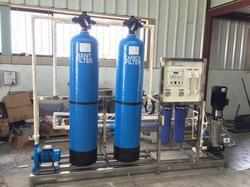 Hospital Reverse Osmosis Plant