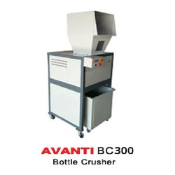 Glass Crushing Machine AVANTI BC 300 Bottle Crusher