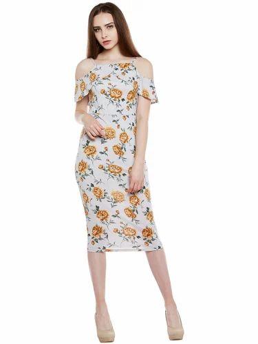 fc114c3aea2b11 Beautiful Designer Cotton Western Wear Dress