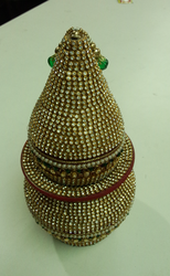 Traditional Meenakari Kalash
