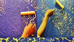 Putty Paintings, Location Preference: Local Area, Home Wall Painting