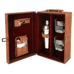Light Brown - 02  Portable Cocktail Set