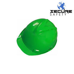 HDPE Safety Helmet for Construction Area