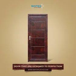 PVC Exterior Door, Size/Dimension: 6.50 X 2.25 feet