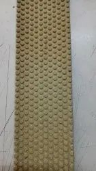 Roller Covering Round 38 mm Textile Machinery Accessories