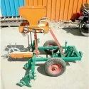 Power Tiller Seed Cum Fertilizer Drill, For Agriculture, Automation Grade: Semi Automatic