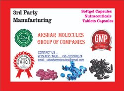 3rd Party Manufacturing Pharmaceuticals