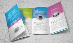 Brochere-Leaflets Pamplets Services