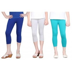 Casual Capri Leggings