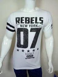 Mens R/N Printed T-Shirt