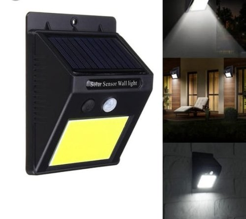 5w And 10w Led Solar Wall Lights For Outdoor 12w Rs 300 Unit Id 22022855330
