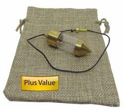 New Brass Bottle Dowsing Pendulum for Professional Dowser, Reiki & Vastu Expert
