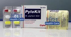 PyloKit Tinidazole Clarithromycin Lansoprazole