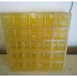 Interlocking Tile Plastic Mould