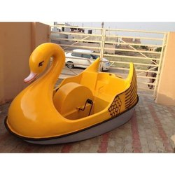 Duck Shaped Boat