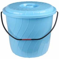 Plastic Buckets & Mugs