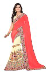 Riva 91 Georgette Saree