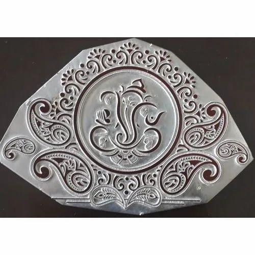 Engraved Zinc Sheet