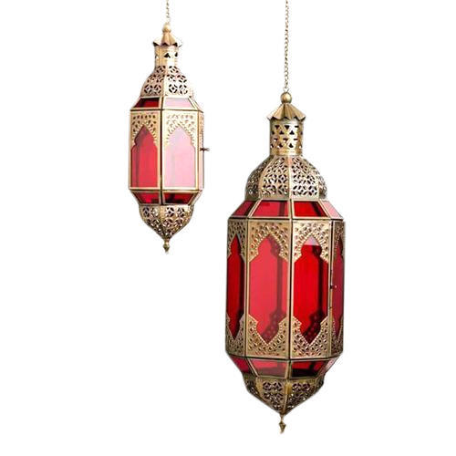 Hanging Lamp Moroccan: Moroccan Hanging Lanterns At Rs 250 /piece