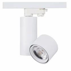 18W Drum LED Track Light