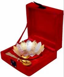 Wedding Gift Floral Shape Bowl Set