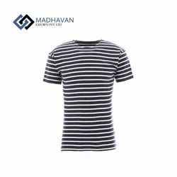 Half Sleeve Striped T-Shirts
