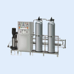 500 LPH Fully SS RO Plant