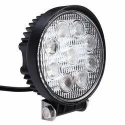 Fog Lamp Round LED 27 W (9V-30V)