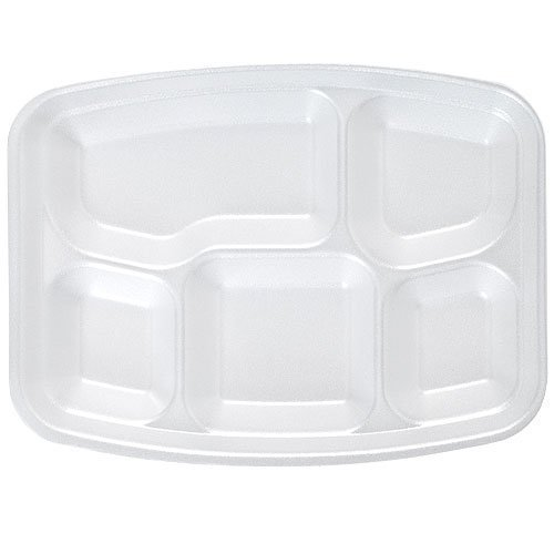 Disposable Compartment Plate  sc 1 st  IndiaMART & Disposable Compartment Plate at Rs 1.5 /piece   Disposable Plate ...