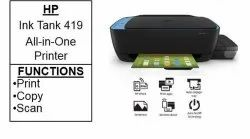 HP Ink Tank 419 All In One Wireless Printer