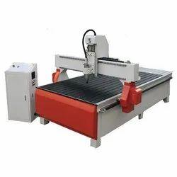 Mild Steel (machine Body) High Speed Wood Router Machine, For Industrial, 9 Kw