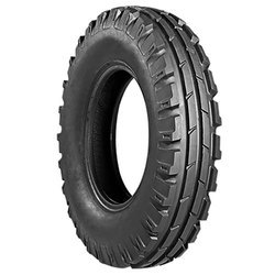 Tractor Front Tire (F-2) Double Rib