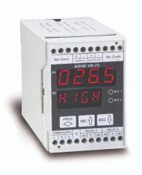 VX-72 Digital Indicator Controller DIN Rail Mount