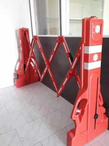 Plastic Road Barrier Heavy Duty
