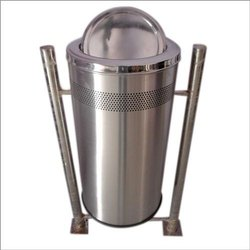 Stainless Steel Swing Hanging Dustbin