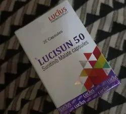 Lucisun 50 Mg Sunitinib