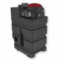 Hydraulic Tank: Ready-to-install Complete Module