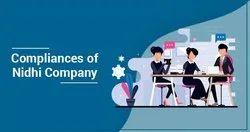 Compliances of Nidhi Company Service